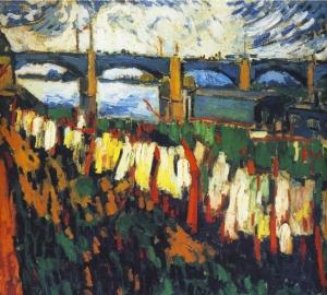 Le Pont de Bezons - De Vlaminck